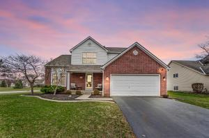 Property for sale at 3172 Goodman Meadows Drive, Hilliard,  Ohio 43026