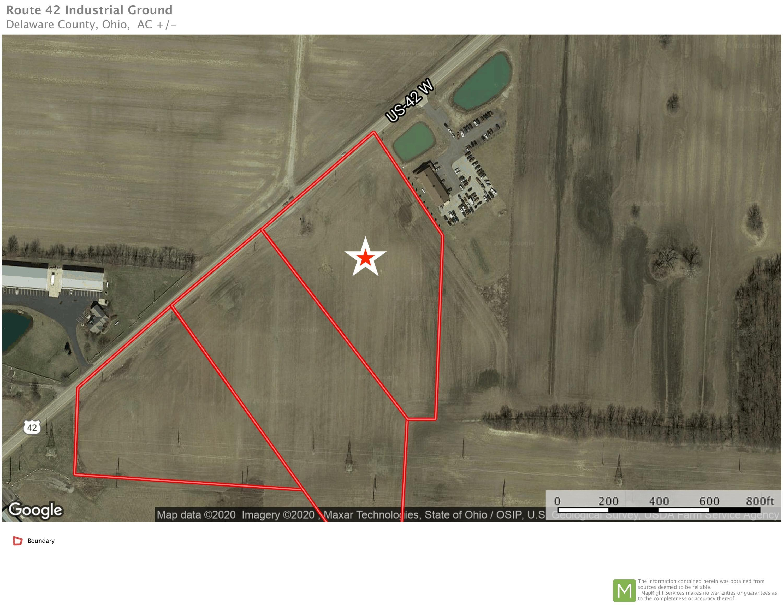 6 acre Aerial
