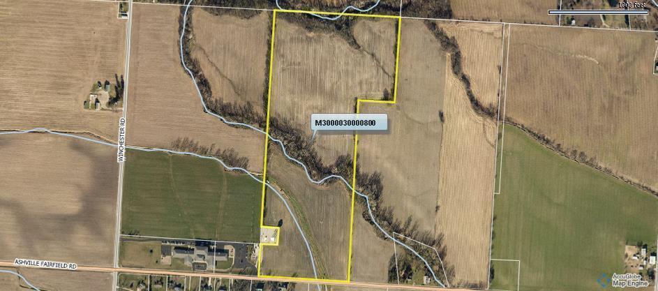 0 Ashville-Fairfield Road, Ashville, Ohio 43103, ,Land/farm,For Sale,Ashville-Fairfield,220001996