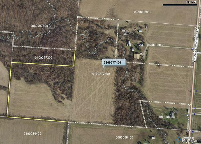 5725 Lithopolis Winchester Road, Canal Winchester, Ohio 43110, ,Land/farm,For Sale,Lithopolis Winchester,220003034