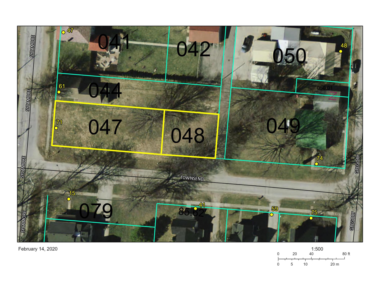 32 Townsend Street, North Lewisburg, Ohio 43060, ,Land/farm,For Sale,Townsend,220004493