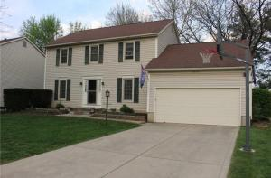 Property for sale at 2610 Pennbrook Court, Hilliard,  Ohio 43026
