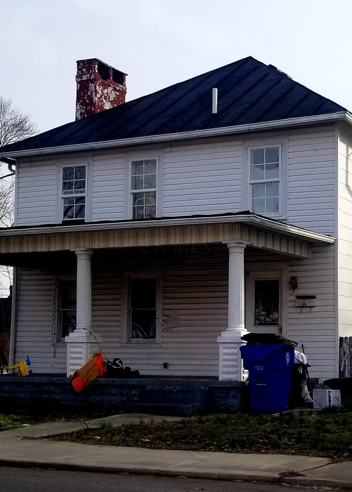Property for sale at 107 N Hickory Street, Chillicothe,  Ohio 45601