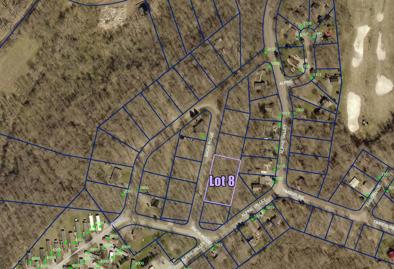 Aerial - Lot 8