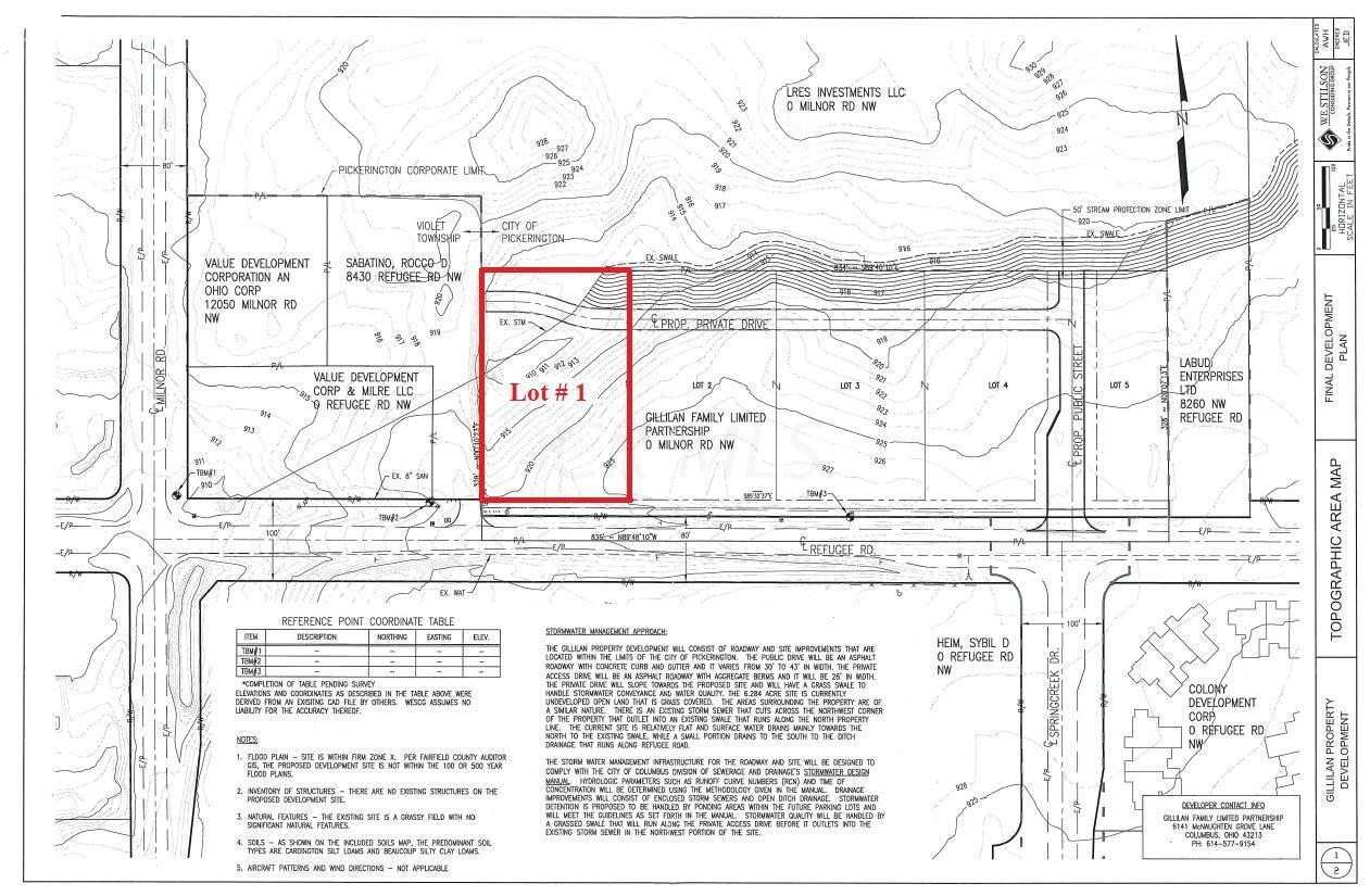 0 Refugee Road, Etna, Ohio 43147, ,Land/farm,For Sale,Refugee,219024626