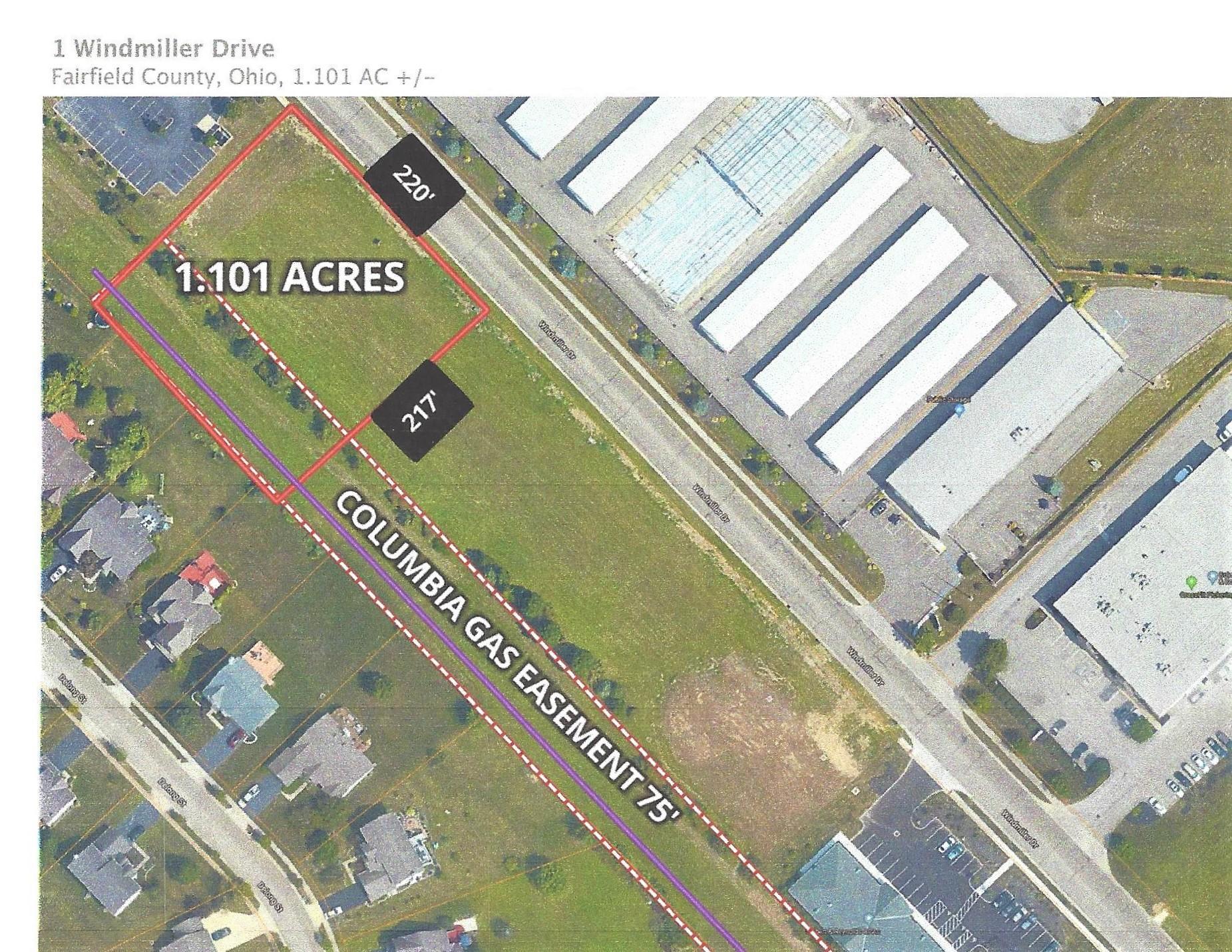 01 Windmiller Drive, Pickerington, Ohio 43147, ,Land/farm,For Sale,Windmiller,217041996