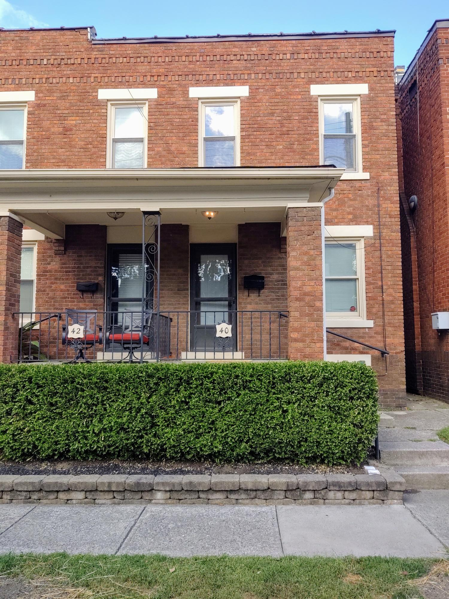 Property for sale at 40 W Kossuth Street, Columbus,  Ohio 43206