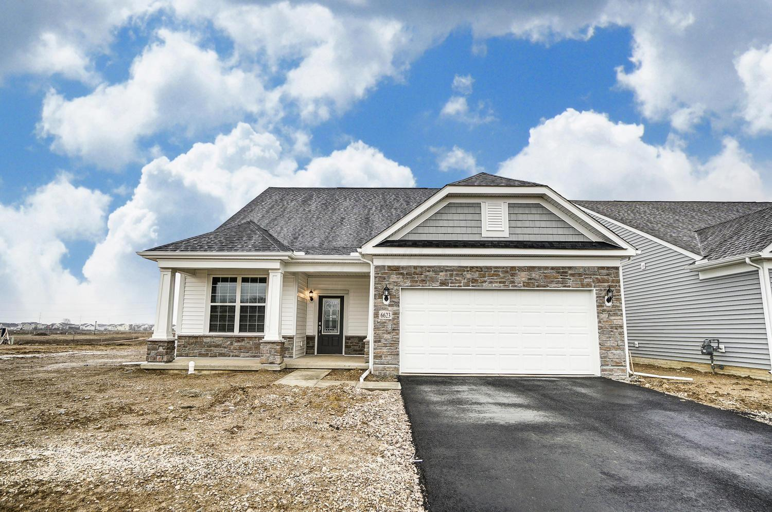 Property for sale at 6623 Cat Singer S Circle, Hilliard,  Ohio 43026