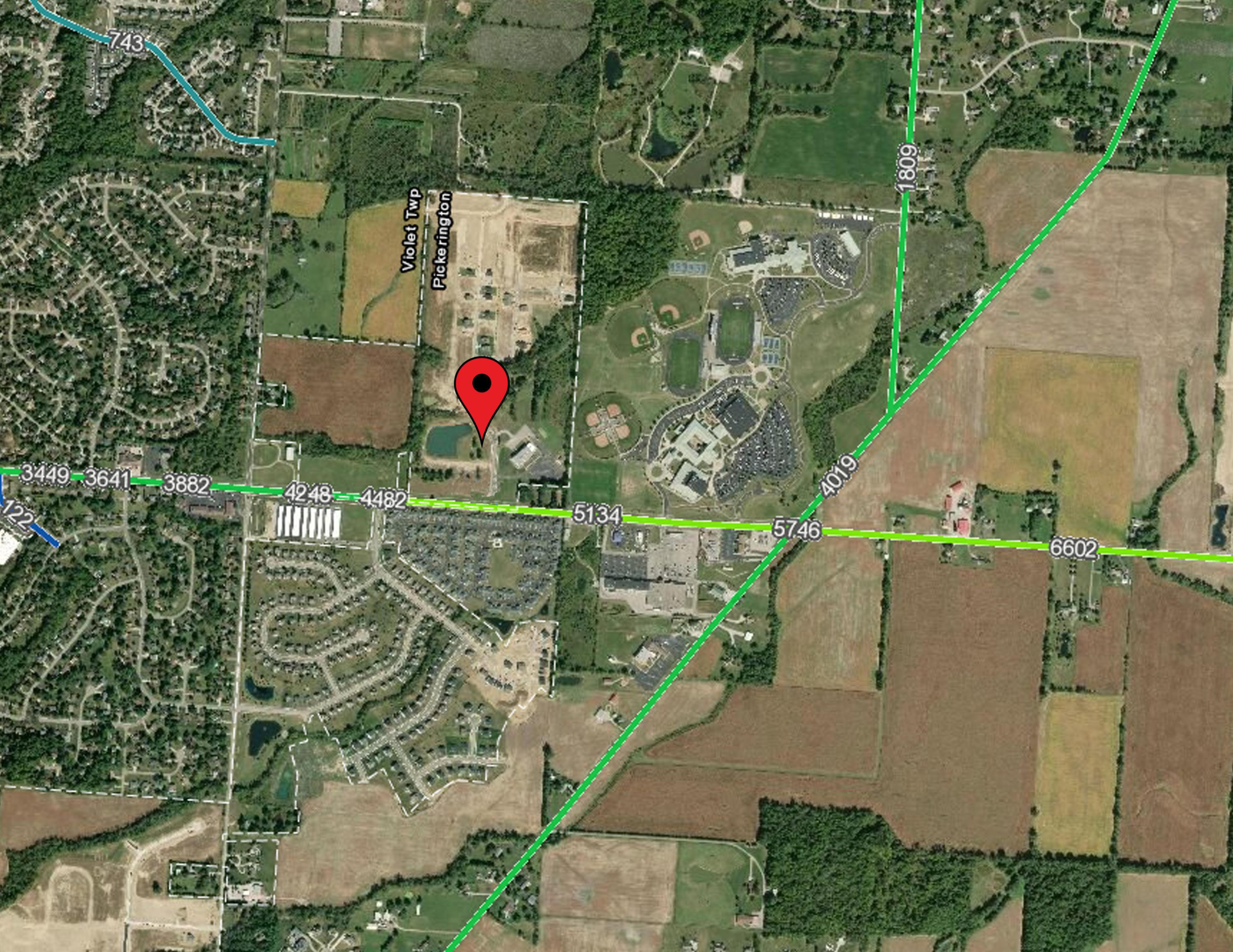 12301 Ebright Lane, Pickerington, Ohio 43147, ,Land/farm,For Sale,Ebright,218035243