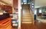 all hard wood flooring replaced on 1 st floor