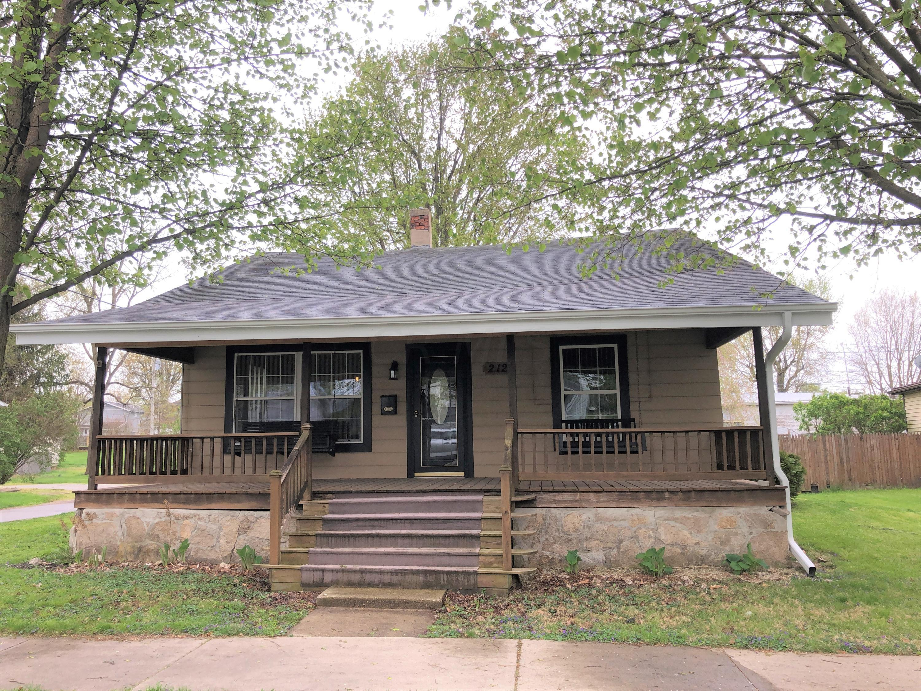 Property for sale at 212 E Patterson Avenue, Bellefontaine,  Ohio 43311