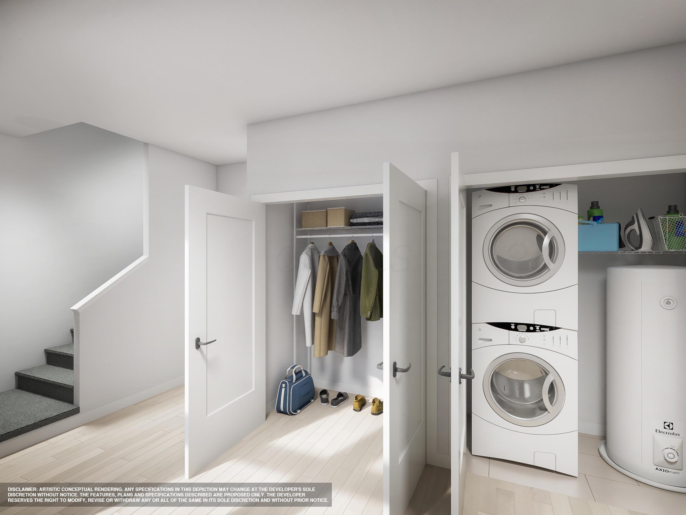 Modern Style Entry