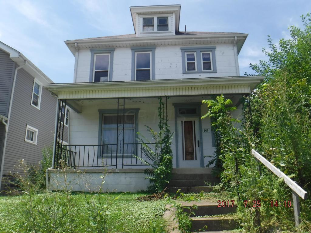 Property for sale at 141 S Wayne Avenue, Columbus,  Ohio 43204
