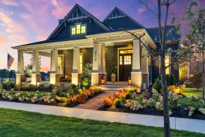 WOW! This home defines ''New Urbanism'' and won the most awards in the 2019 Parade of Homes. The main house offers 5 bedrooms 4 baths a wide open floor plan offers a true chef's kitchen, the builders signature messy kitchen with stainless cabinets offer's plenty of space for prep work. The 1st floor master suite offers a spa like bath with a master closet fit for royalty. 1st floor guest suite with  full bath is also makes a great home office.The second floor has 2 bedrooms w/ Jack and jill bath one of the bedrooms has 2 murphy beds so doubles as a play room. located just of a loft / kids family room.  Also the second floor is home to a hidden room.  the finished lower level has a rec room, bedroom, bath and full wine bar. Don't miss the 1 Bed apartment with private entrance. Call Today!