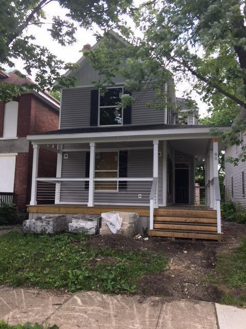 Property for sale at 80 Hayden Avenue, Columbus,  Ohio 43222