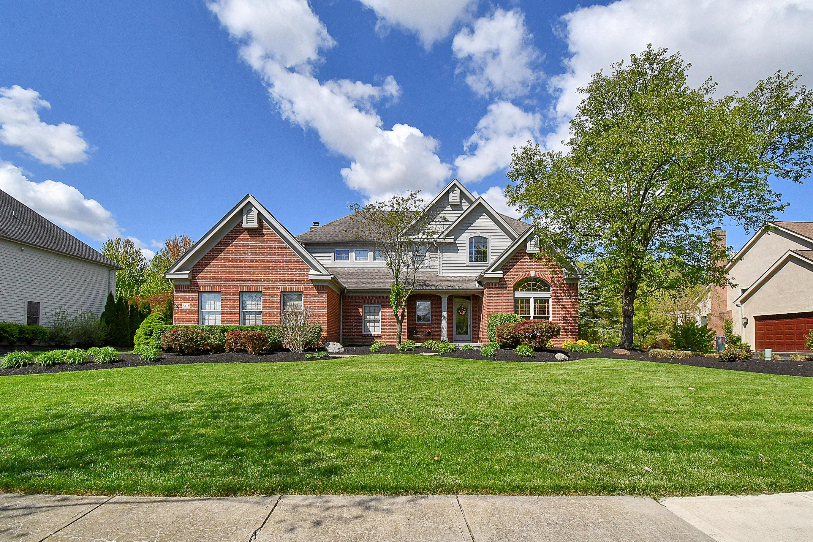 Photo of 3413 Heritage Oaks Drive, Hilliard, OH 43026
