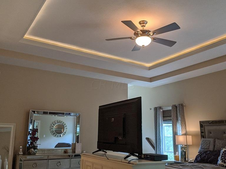 5a 1owners suite crown lighting