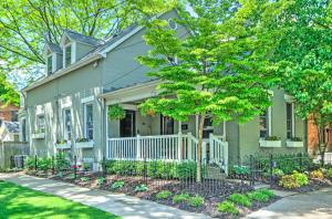 Welcome home to your new German Village home. This home was profiled in the 1997 & 2012 German Village Haus und Garten tour.