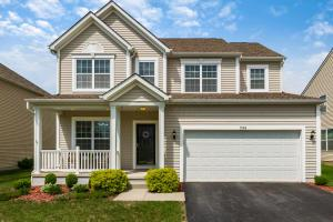 Undefined image of 1389 Park Meadow Drive, Marysville, OH 43040