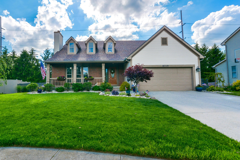 8719 Edgerton Drive, Powell, Ohio 43065, 4 Bedrooms Bedrooms, ,4 BathroomsBathrooms,Residential,For Sale,Edgerton,220016578