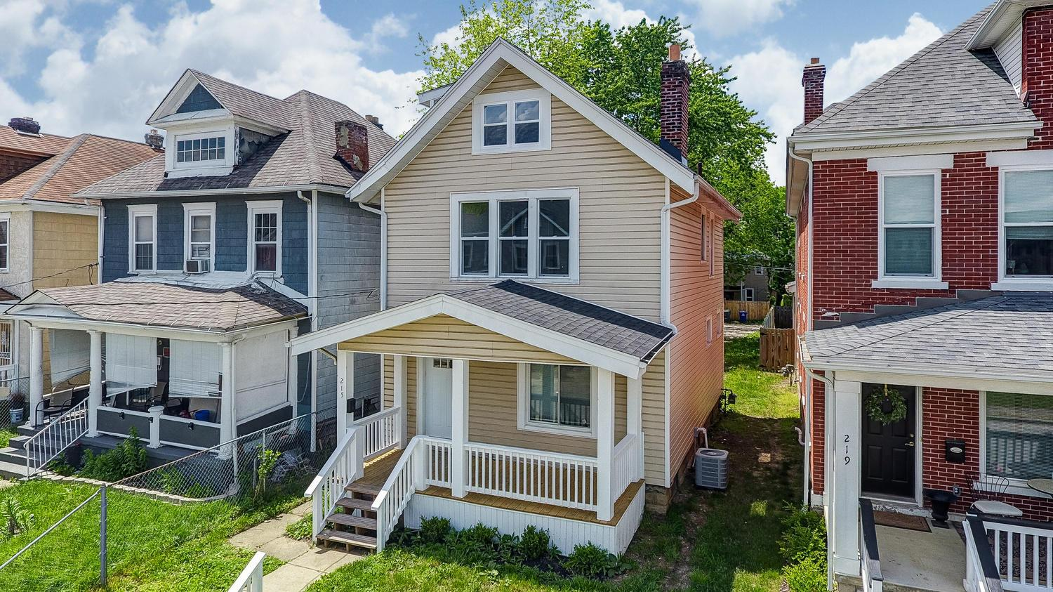 Property for sale at 215 N 22nd Street, Columbus,  Ohio 43203