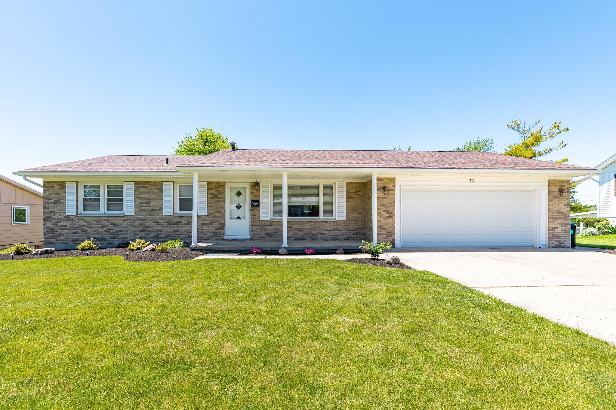 533 Hillcrest Drive, Bellefontaine, Ohio 43311, 3 Bedrooms Bedrooms, ,2 BathroomsBathrooms,Residential,For Sale,Hillcrest,220017267
