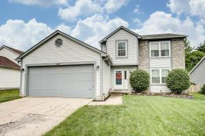 8027 Schoolside Drive, Westerville, OH 43081