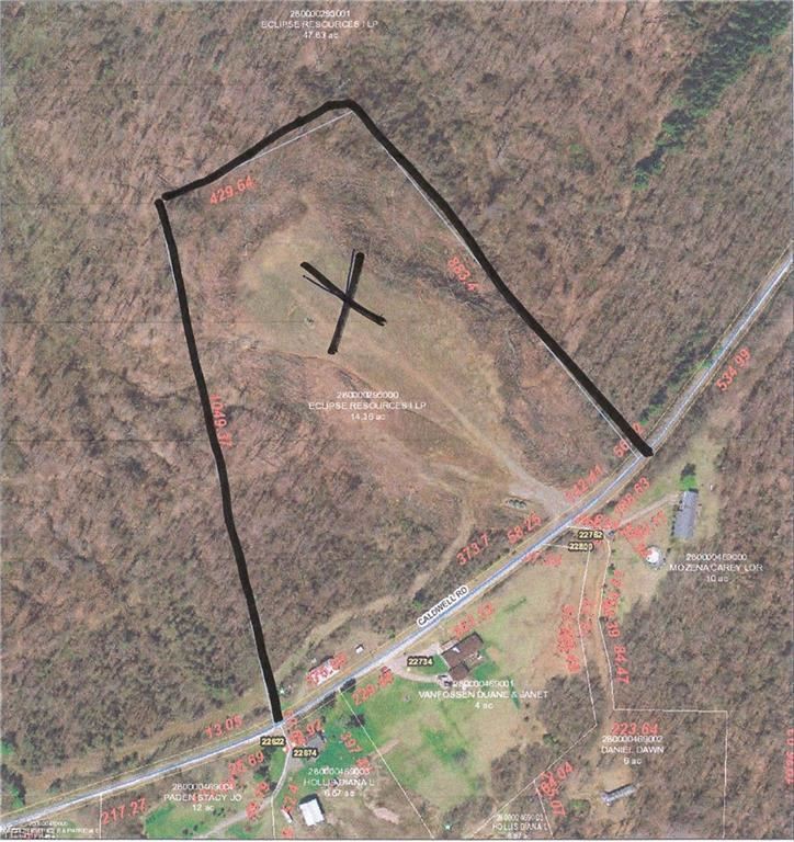 22691 Caldwell Road, Quaker City, Ohio 43773, ,Land/farm,For Sale,Caldwell,220017976