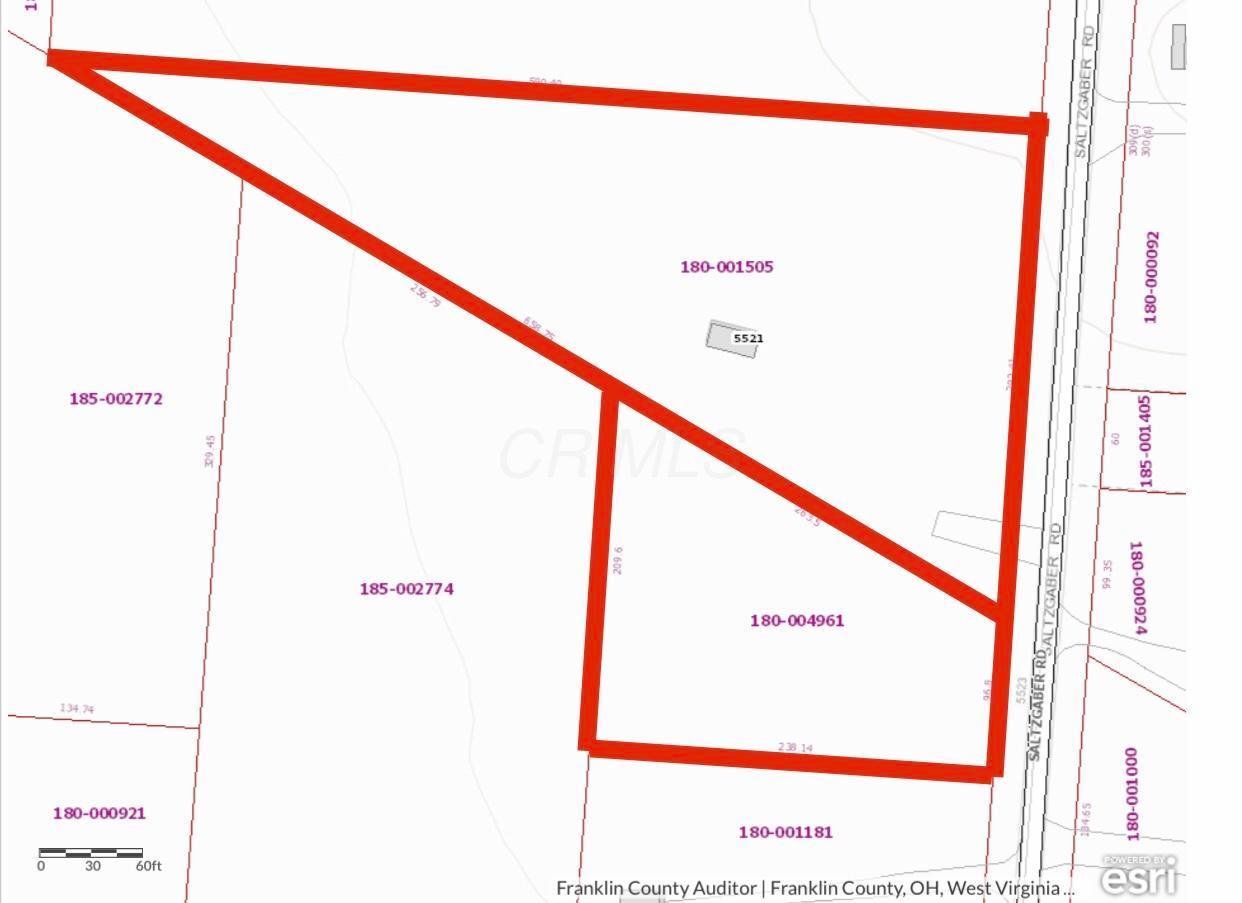 5521 Saltzgaber Road, Groveport, Ohio 43125, ,Land/farm,For Sale,Saltzgaber,219006073