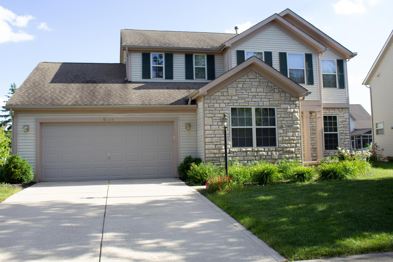 5489 Fox Hill Road, Hilliard, Ohio 43026, 4 Bedrooms Bedrooms, ,3 BathroomsBathrooms,Residential,For Sale,Fox Hill,220018391