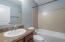 2nd floor full bath!