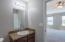 Ensuite master bath with walk-in shower!