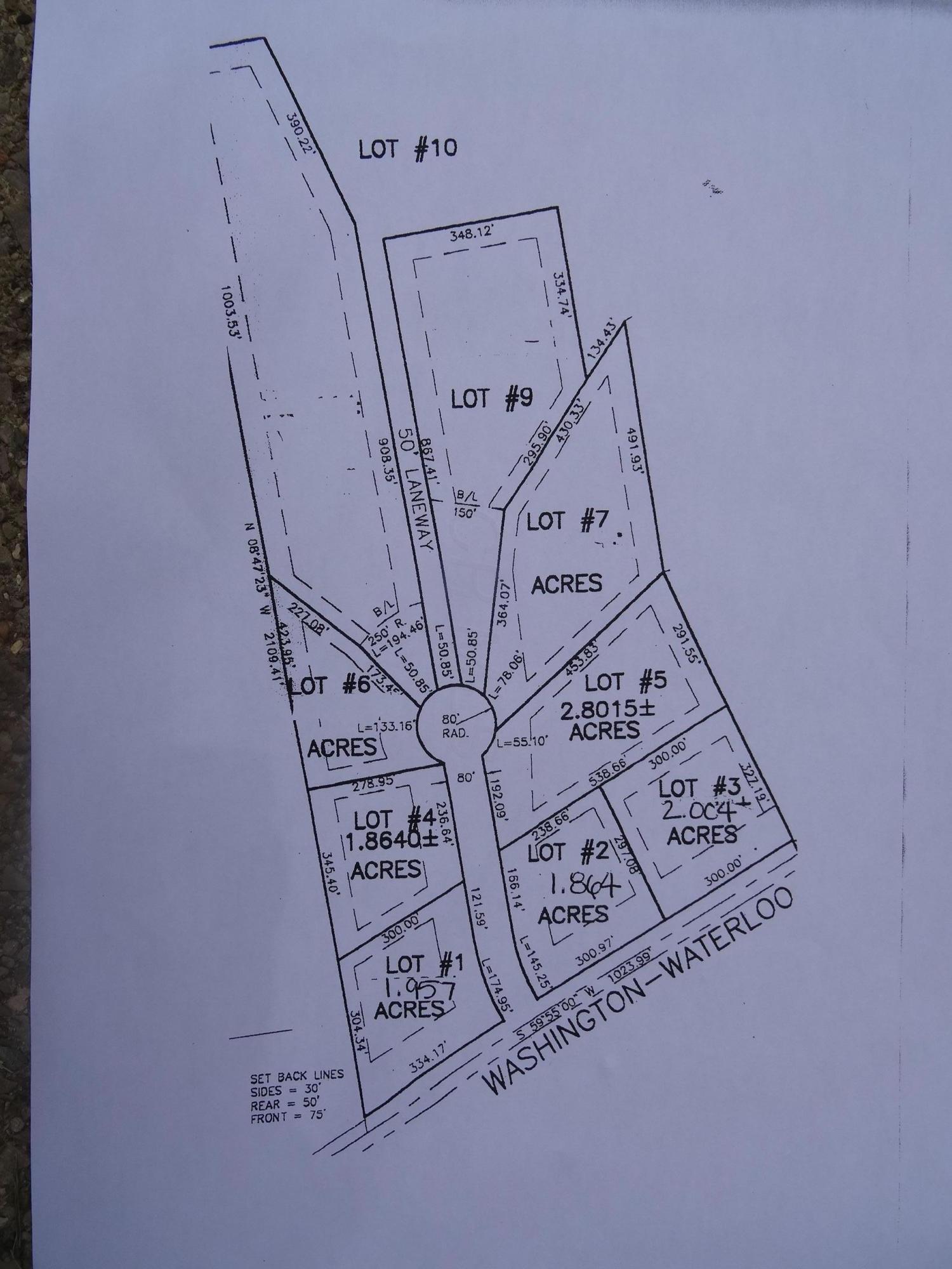 0 Washington Waterloo Road, Washington Court House, Ohio 43160, ,Land/farm,For Sale,Washington Waterloo,220019405