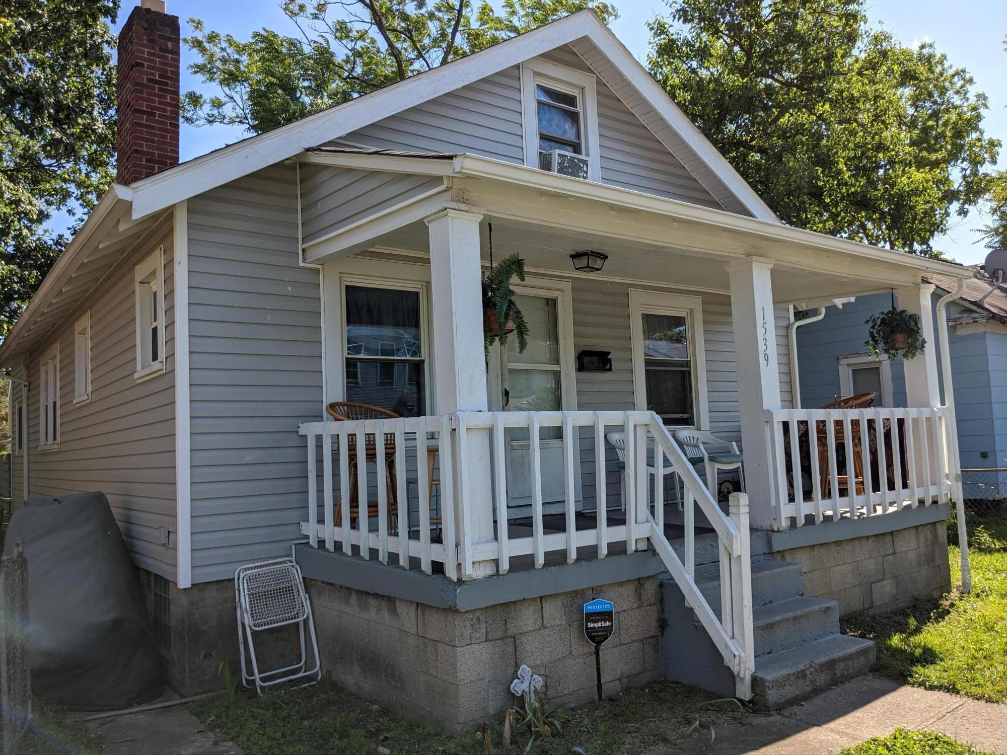 Property for sale at 1539 Myrtle Avenue, Columbus,  Ohio 43211