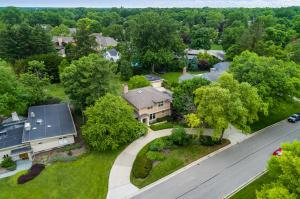 Aerial View of 2516 Sherwin Road