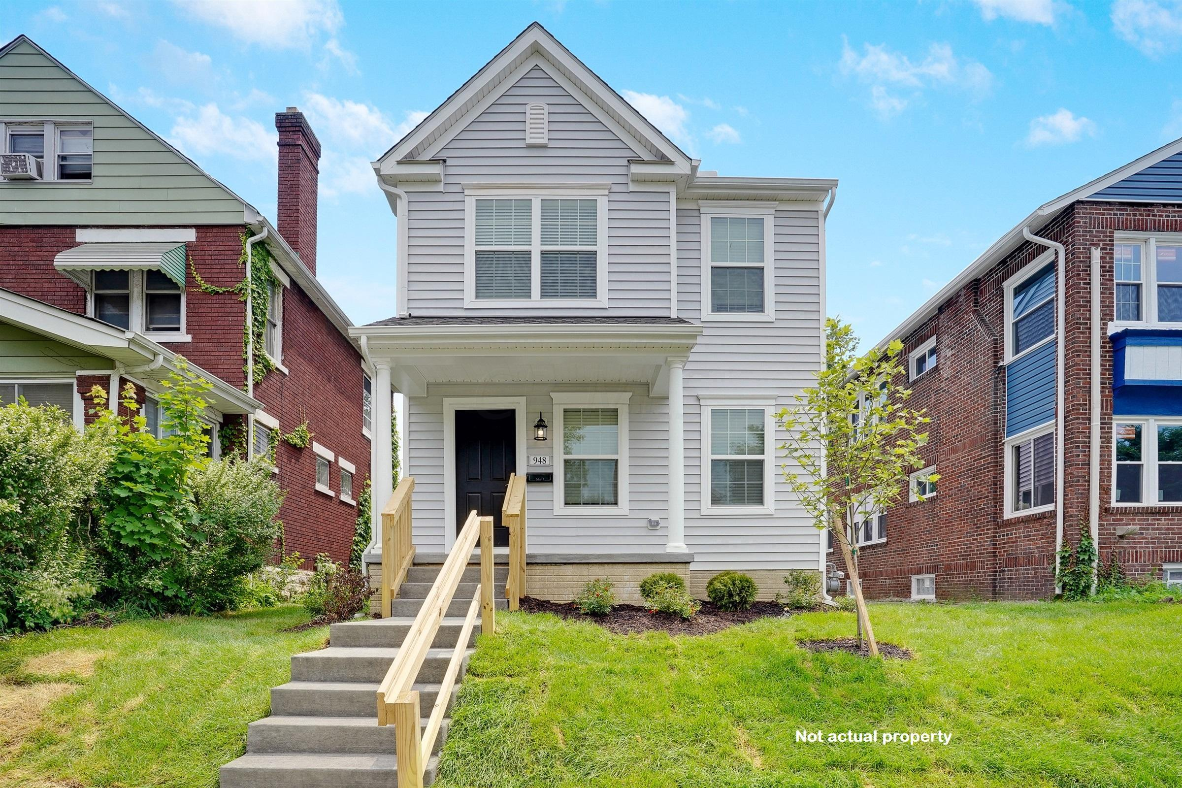 Property for sale at 336 Miller Avenue, Columbus,  Ohio 43205