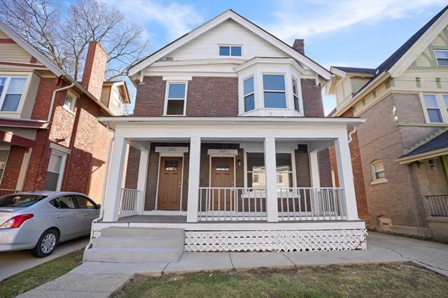 Property for sale at 346-346 Linwood Avenue 1/2, Columbus,  Ohio 43205