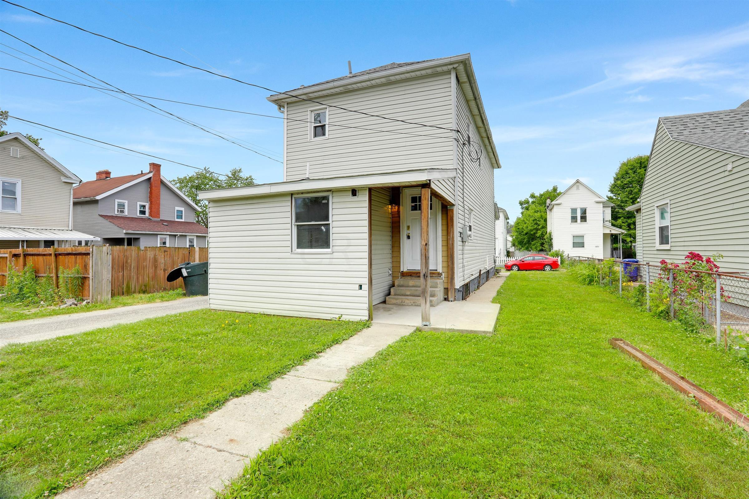 1276 Wager Street, Columbus, Ohio 43206, 3 Bedrooms Bedrooms, ,2 BathroomsBathrooms,Residential,For Sale,Wager,220019488