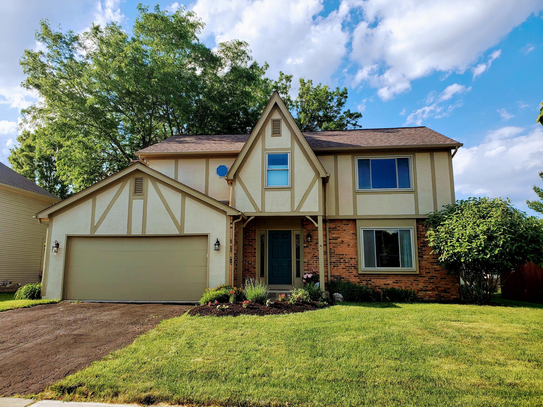 1528 Deer Crossing Lane, Worthington, Ohio 43085, 4 Bedrooms Bedrooms, ,3 BathroomsBathrooms,Residential,For Sale,Deer Crossing,220019500