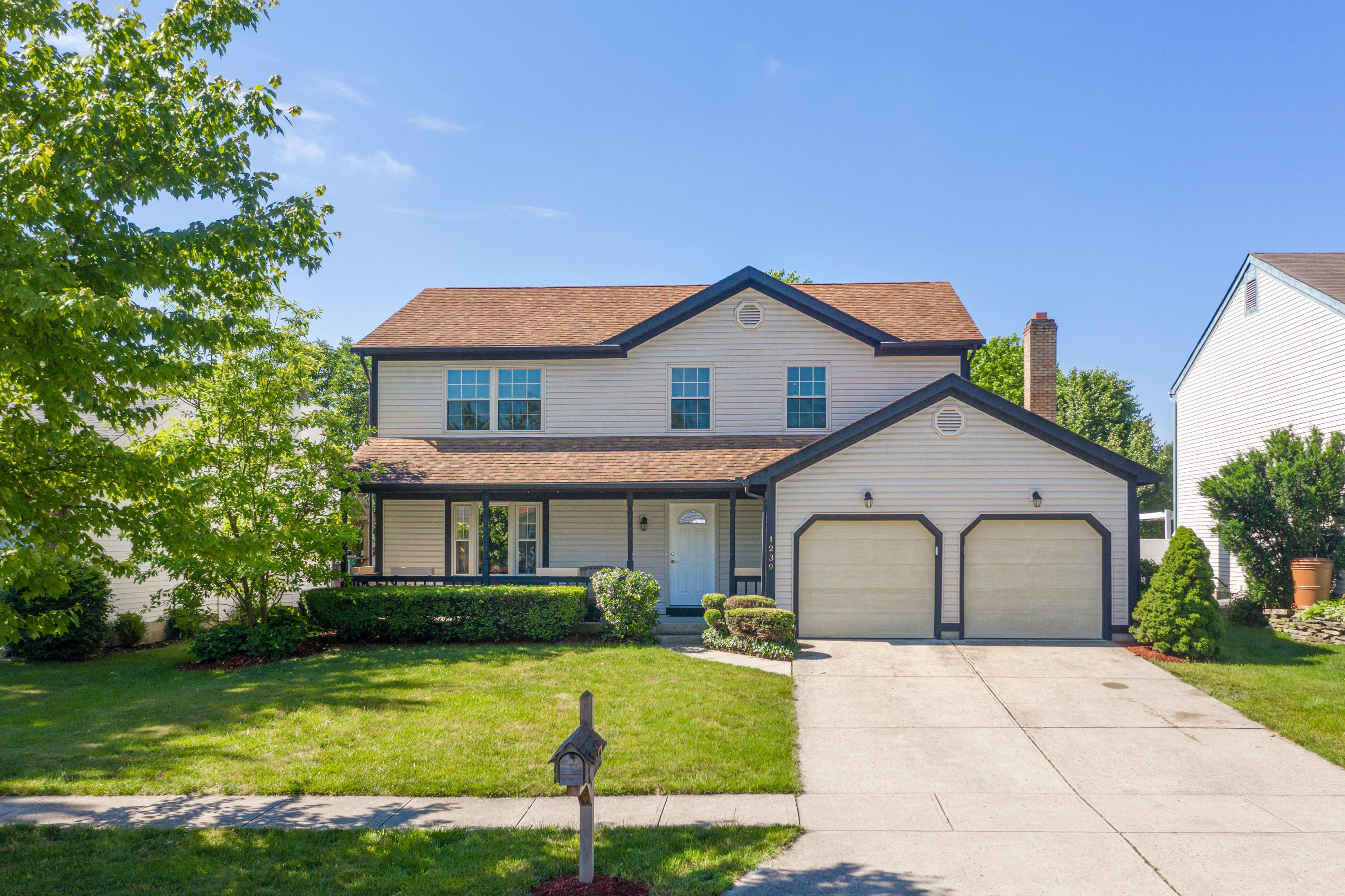 1239 Tranquil Drive, Worthington, Ohio 43085, 4 Bedrooms Bedrooms, ,3 BathroomsBathrooms,Residential,For Sale,Tranquil,220019679