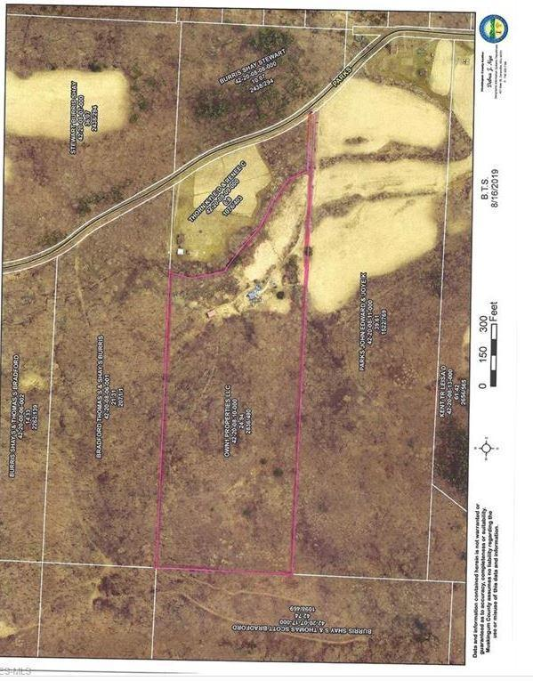 12435 Parks Road, New Concord, Ohio 43762, ,Land/farm,For Sale,Parks,219031714
