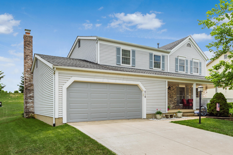 516 Glenside Lane, Powell, Ohio 43065, 4 Bedrooms Bedrooms, ,3 BathroomsBathrooms,Residential,For Sale,Glenside,220020468