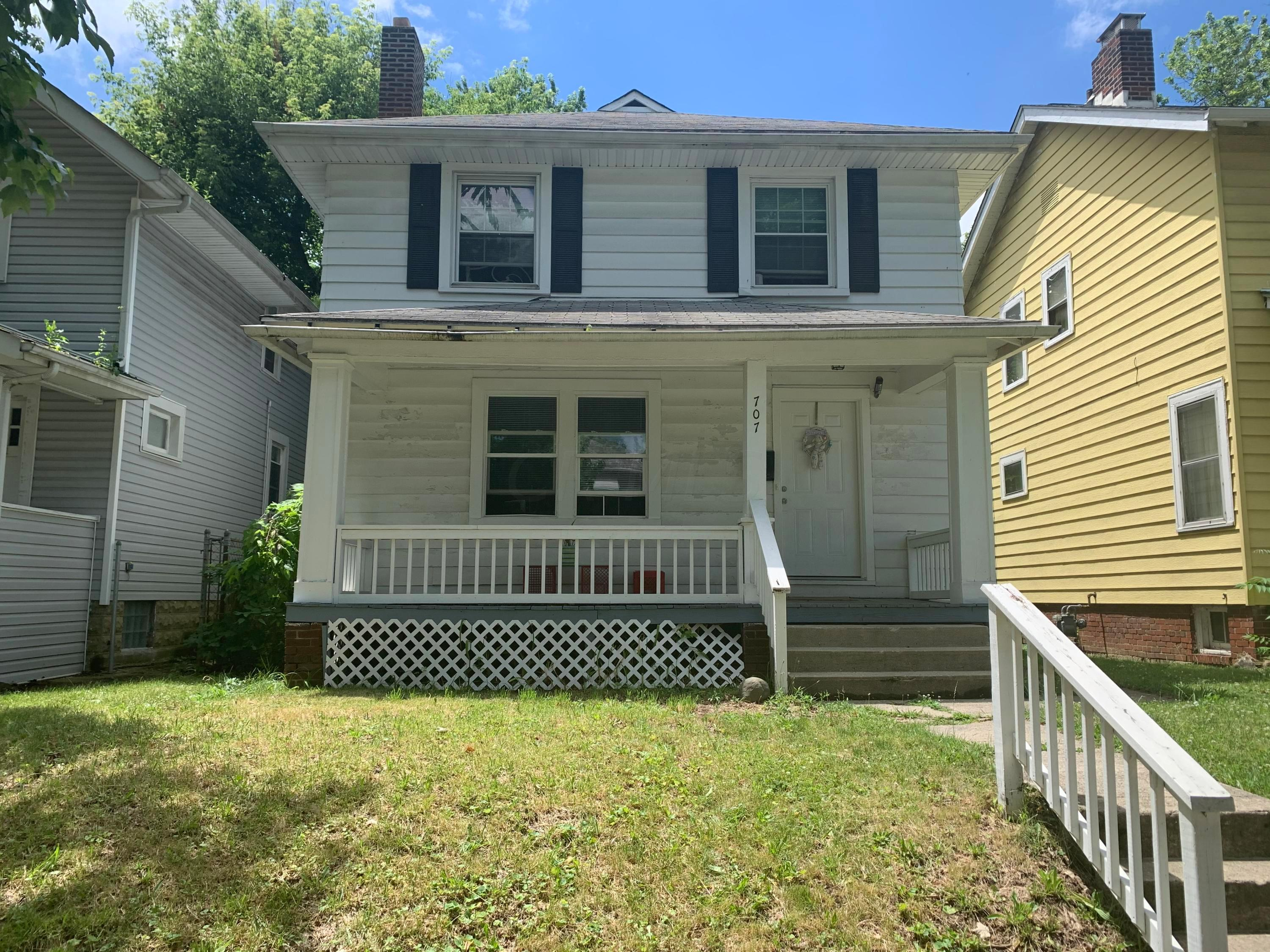 Property for sale at 707 Seymour Avenue, Columbus,  Ohio 43205