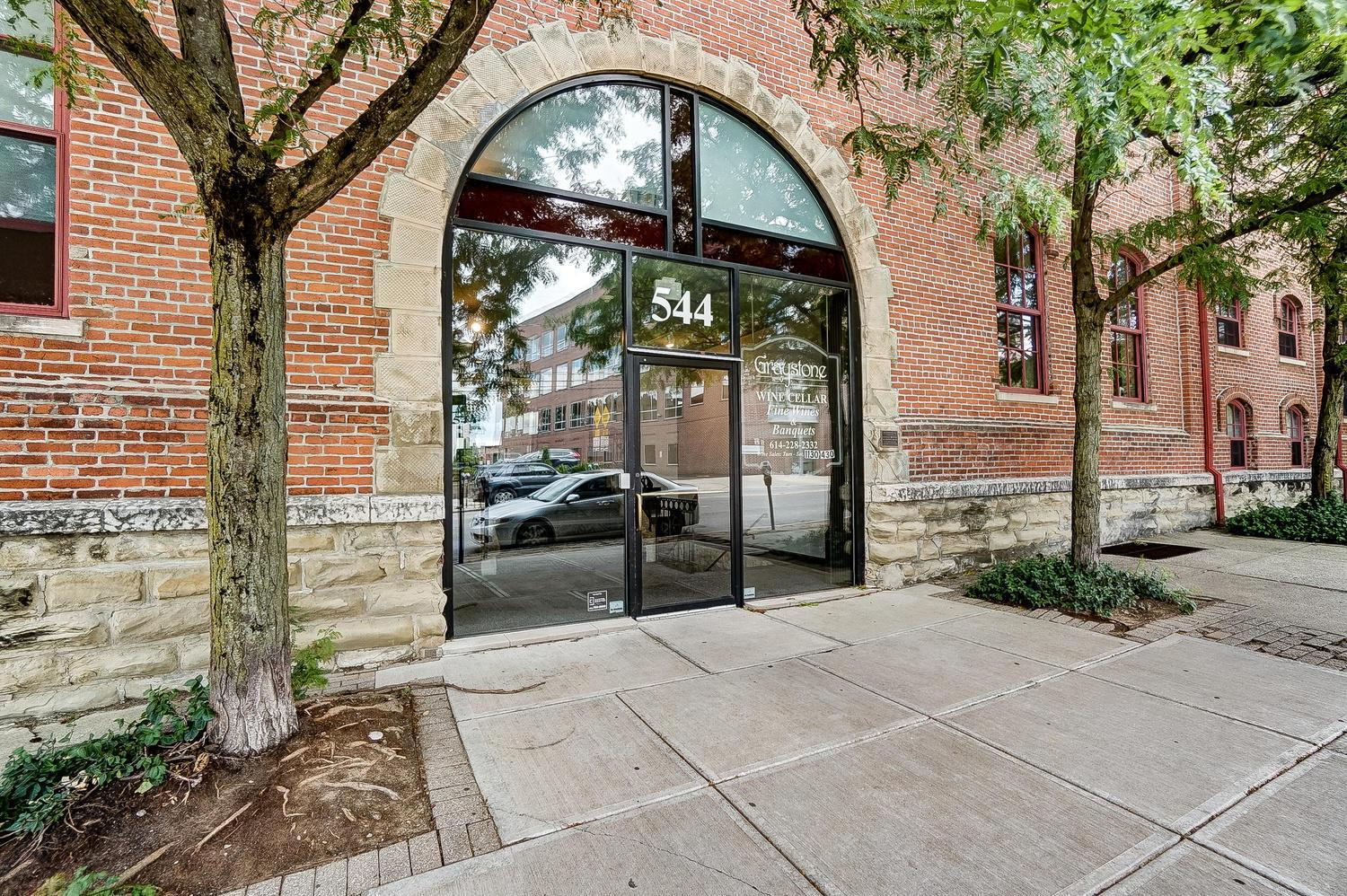 Property for sale at 544 S Front Street 108, Columbus,  Ohio 43215