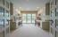 Common area/ work spaces joining two ensuites