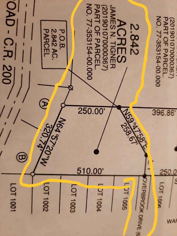 0 Overbrook Drive, Utica, Ohio 43080, ,Land/farm,For Sale,Overbrook,220020780