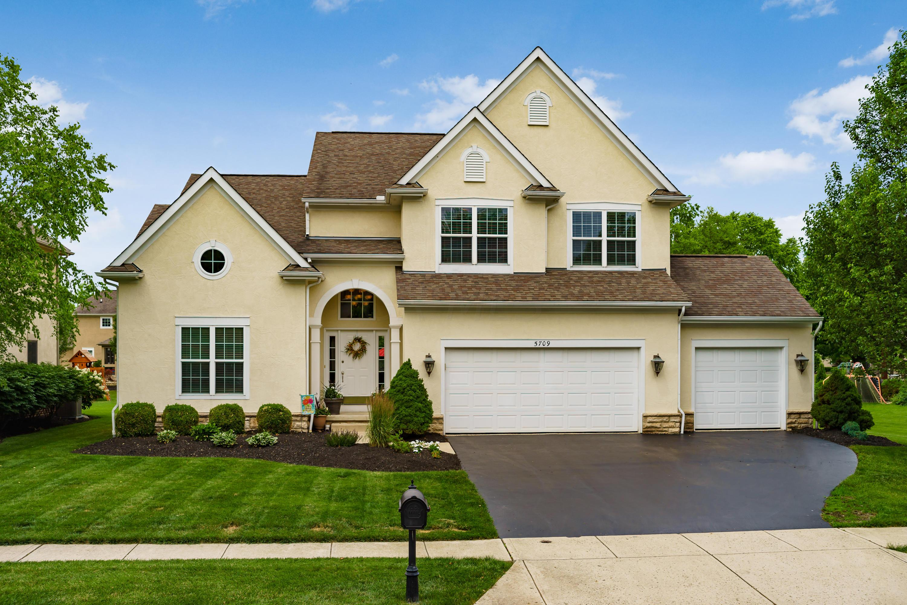 5709 Tynecastle Loop, Dublin, Ohio 43016, 5 Bedrooms Bedrooms, ,4 BathroomsBathrooms,Residential,For Sale,Tynecastle,220020883