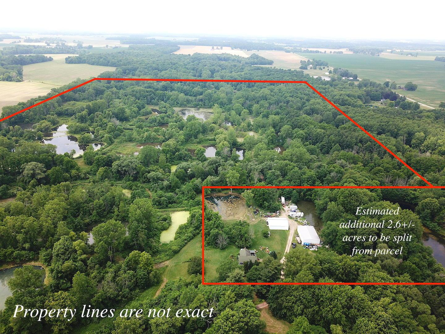 421 OH-60, New London, Ohio 44851, ,Land/farm,For Sale,OH-60,220020981