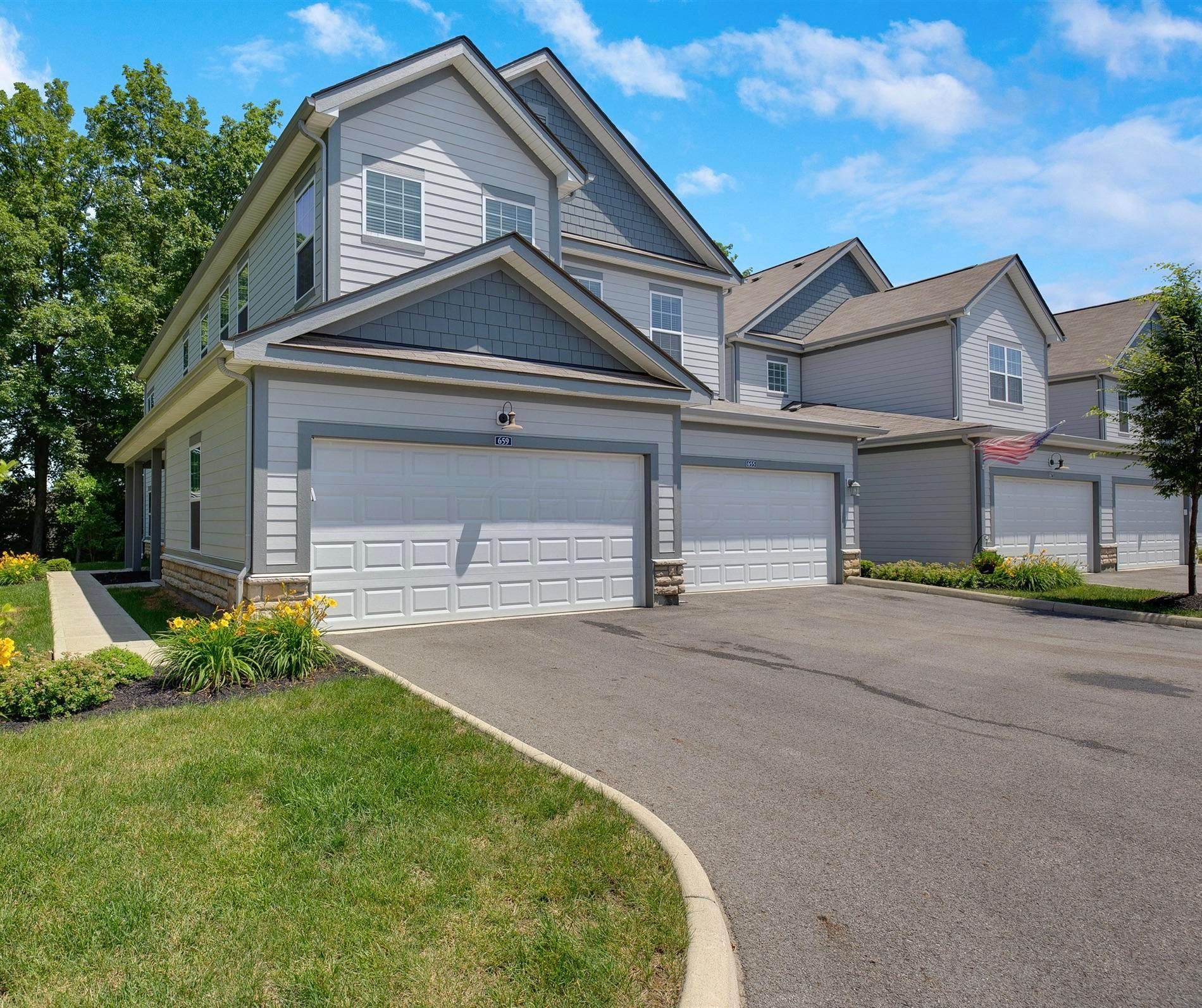 659 Wintergreen Way, Lewis Center, Ohio 43035, 3 Bedrooms Bedrooms, ,2 BathroomsBathrooms,Residential,For Sale,Wintergreen,220021157