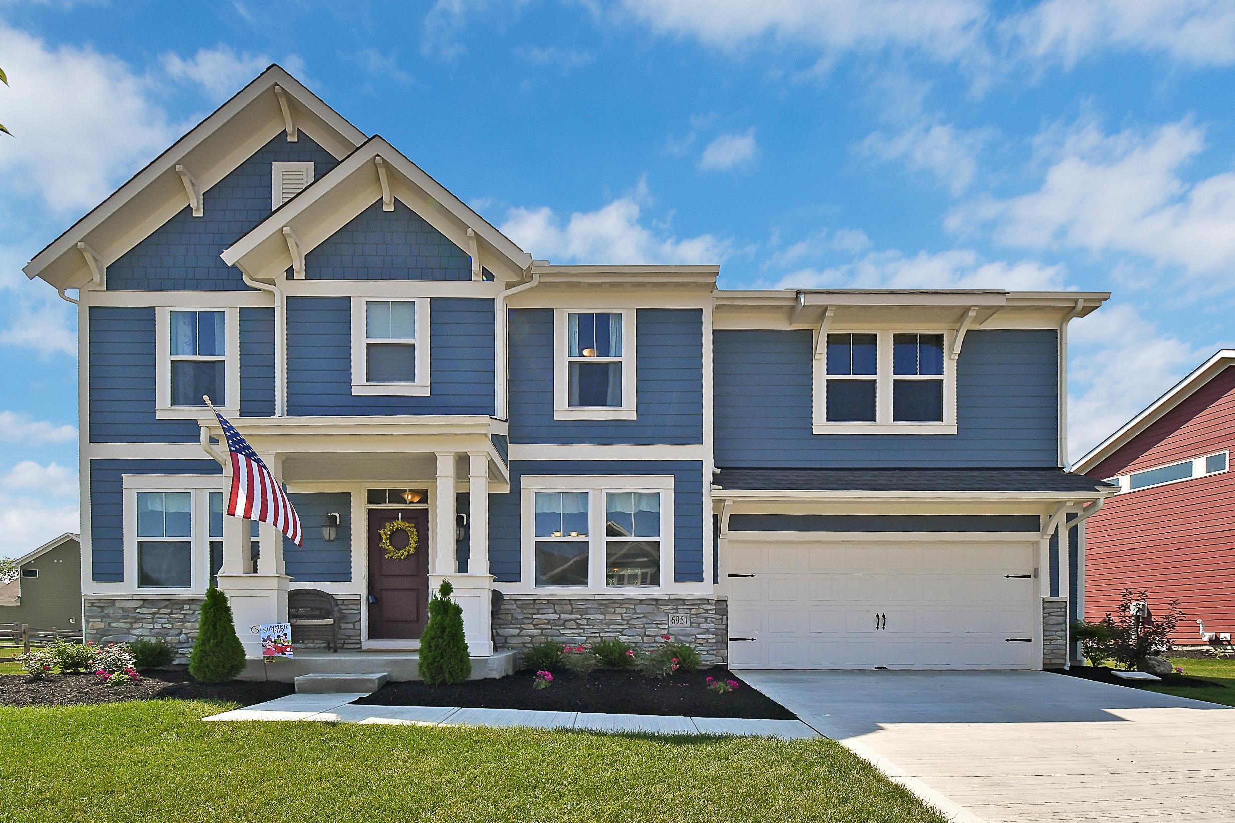 Photo of 6951 Scarlet Oak Drive, Hilliard, OH 43026